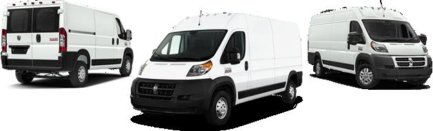 Promaster Van Conversions